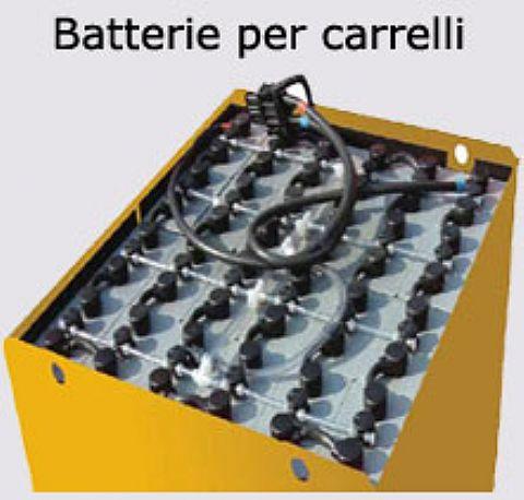 Batterie rigenerate per muletti